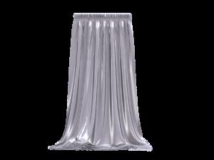 ווילון לבן